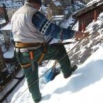 usuwanie śniegu z dachu trójmiasto